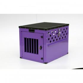 Caixa para transporte de animais - tamanho 52 x 67 x 47 cm, com 8 kgs, para animais de até 15 kgs. Certificada IATA para transporte aéreo
